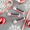 ChapStick® Candy Cane lip balm limited edition christmas gift in a bauble shape