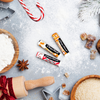 ChapStick® Holiday Collection limited edition christmas gift in an affordable three pack