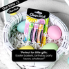 ChapStick® Spring Collection three pack in Easter Eggs basket.
