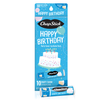 ChapStick® Happy Birthday Lip Balm Gift Pack (0.15 ounce, box of 10).