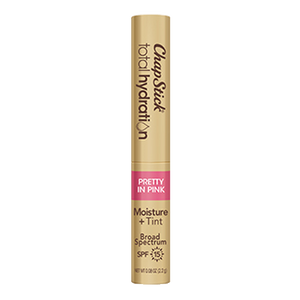 ChapStick Total Hydration Moisture Plus Tint with SPF 15 in Pretty in Pink