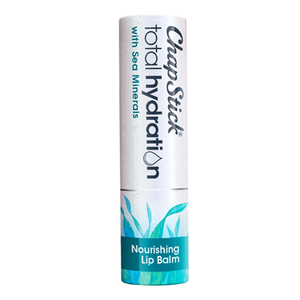 ChapStick® Sea Minerals Nourishing Lip Balm in 0.12 oz Tube.