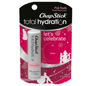 Total Hydration Moisture + Tint Pink Nude Tinted Lip Balm