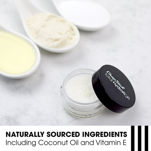 ChapStick® Total Hydration Conditioning Lip Scrub Fresh Peppermint with Maracuja and Coconut Oils, Shea Butter and Vitamin E