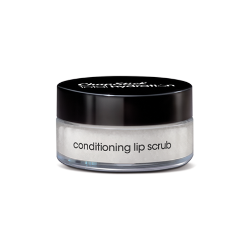 ChapStick® Total Hydration Conditioning Lip Scrub Fresh Peppermint lip scrub in 0.27oz pot.