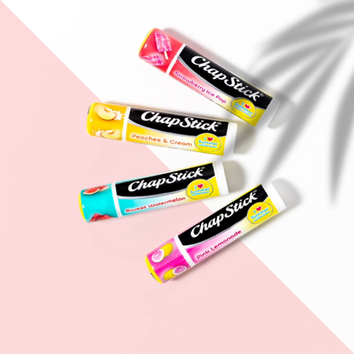 ChapStick® I Love Summer Collection Sweet Watermelon lip balm limited summer edition