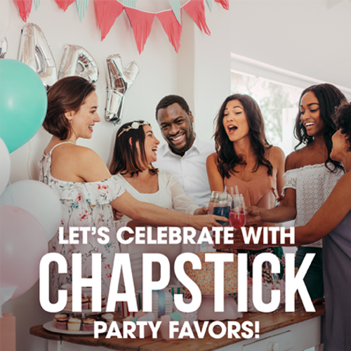 ChapStick® It's a Baby Gift Pack to celebrate a newborn.