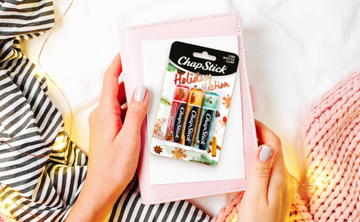 ChapStick® Gift Sets for Women: Give the Gift of Happy Lips!