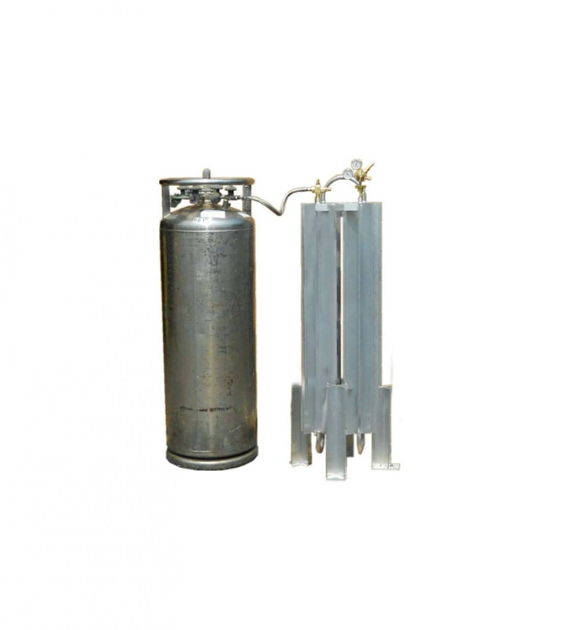 Vaporizer, 1000 scfh, 500 psi