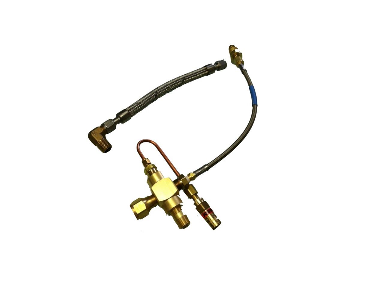 SOS hose kit
