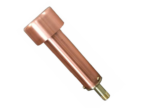 Vent Silencer, Brass/Copper
