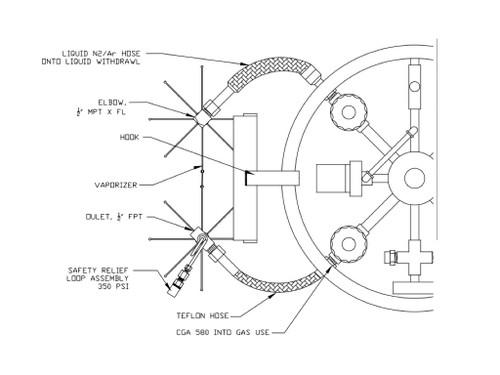 Quick Connect T Spinner Liquid Loxlinlar
