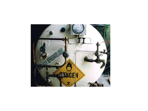 Liquid Oxygen Vessel HL119 846 - Refurbished