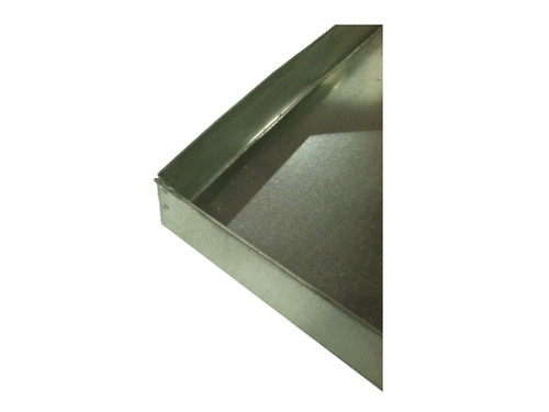 Drip Pan, Aluminum Sheet