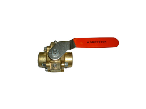 Worcester Ball Valve, Series 44