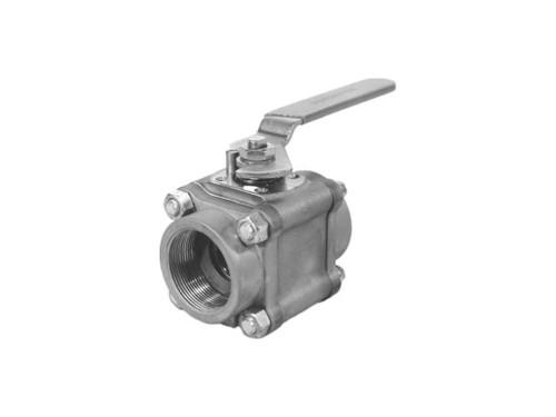 Worcester Ball Valve, Series H44