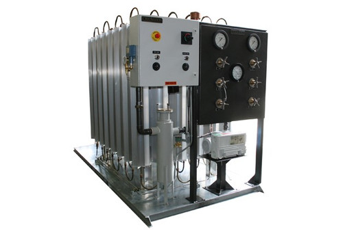 Portable Pumping Skid