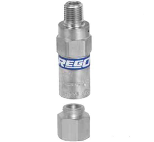 Relief Valves, Rego, Stainless Steel