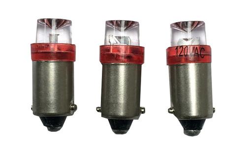 LED Light, Pack of 3, 120 V