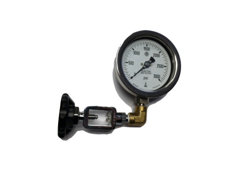 Settle Pressure Gauge Assembly