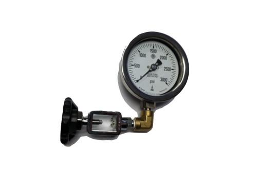 Settle Pressure Gauge Assembly