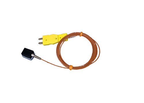 Omega Surface Probe, Magnetic Thermocouple, Type K