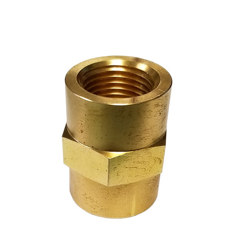 "Coupling Union, 1/2"" x 1/2"" FPT, Brass, 3000PSI"