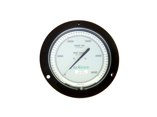 gauge recalibration recertification