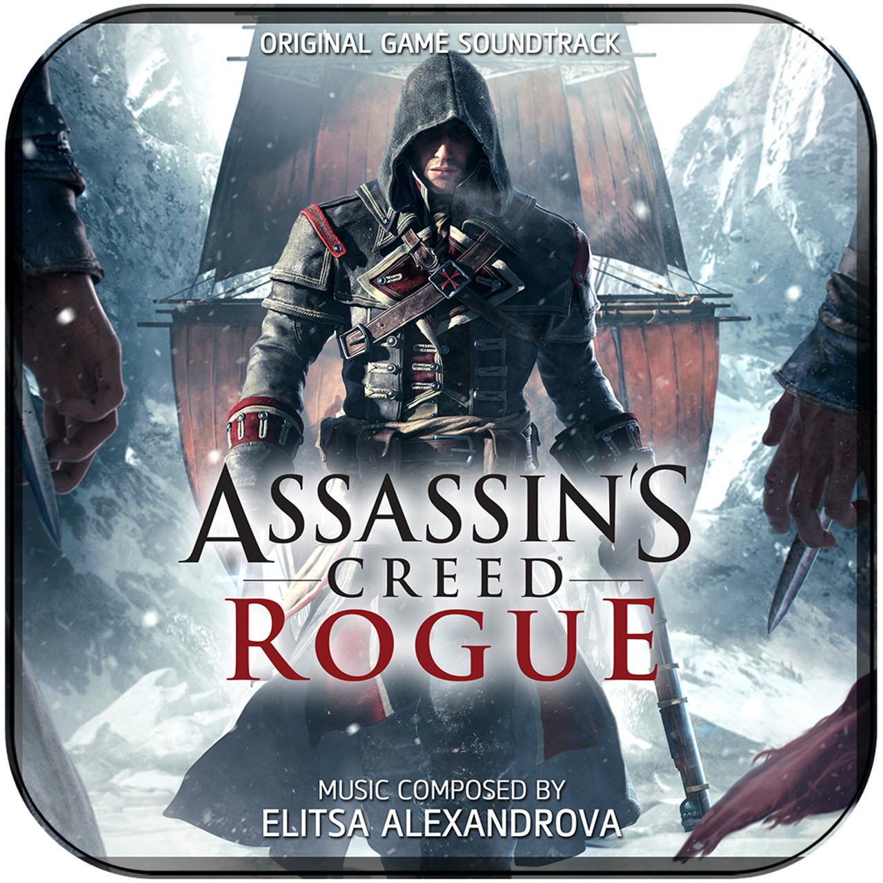 Elitsa Alexandrova Assassins Creed Rogue Original Game Soundtrack