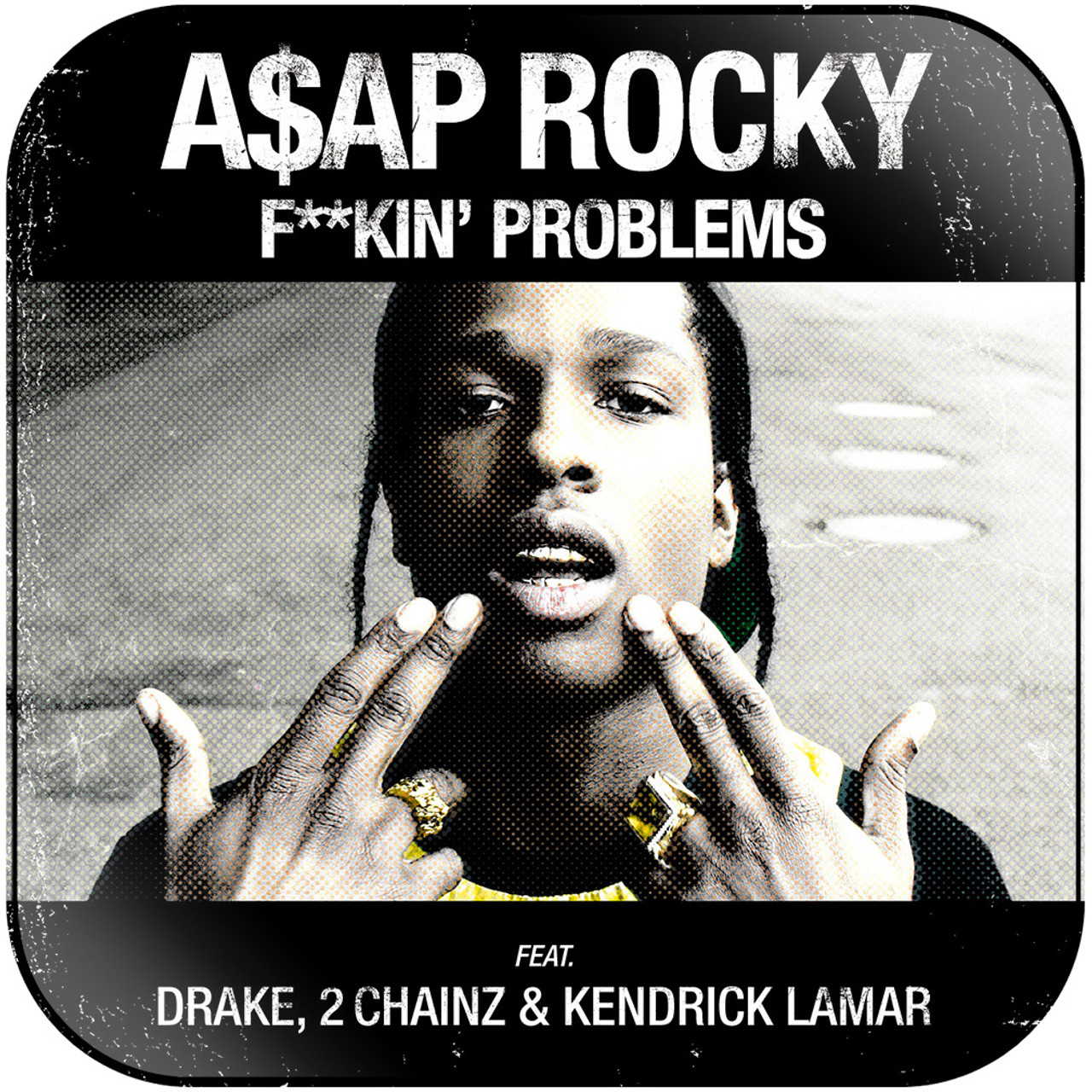 Asap rocky full album