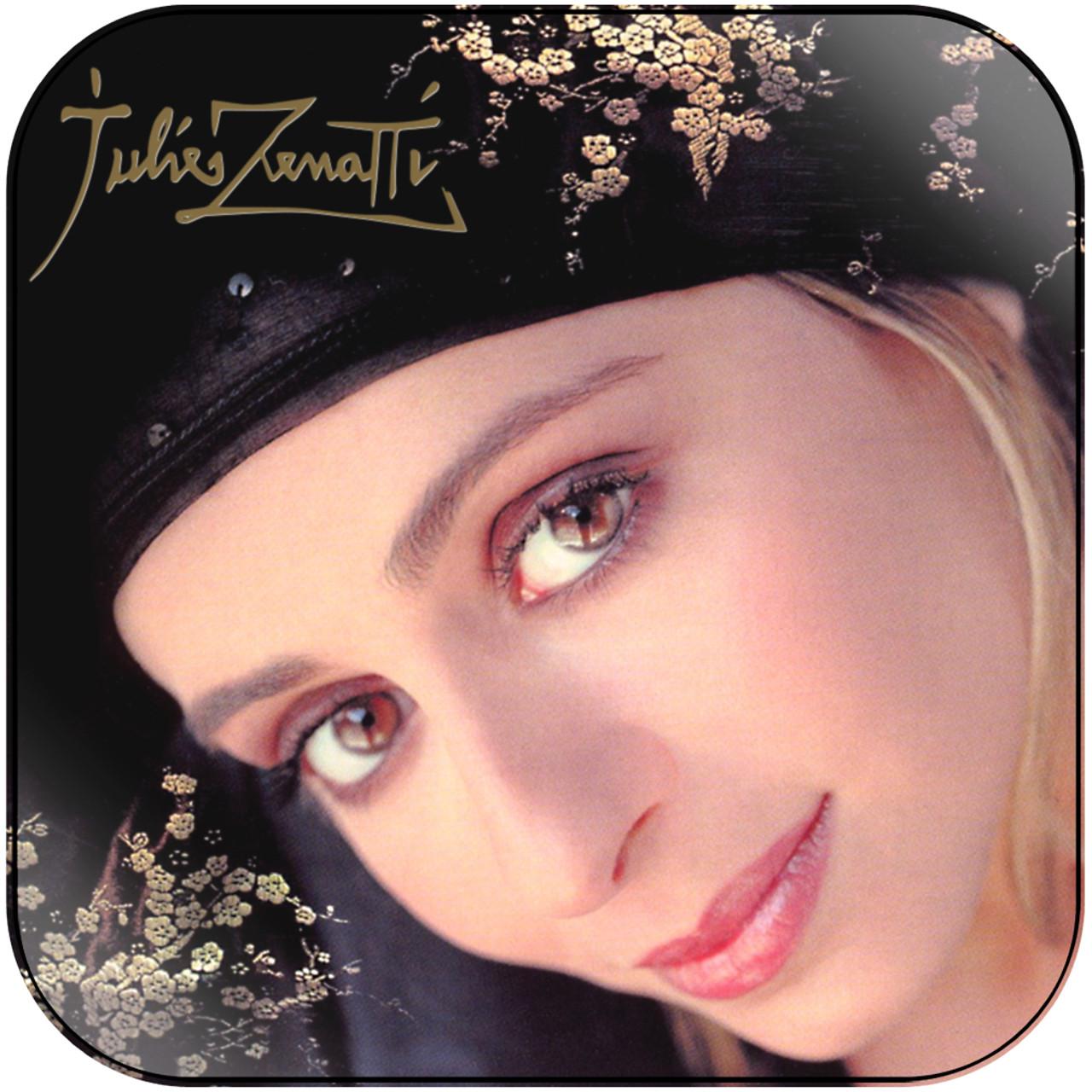 Julie Zenatti - Dans Les Yeux Dun Autre Album Cover Sticker
