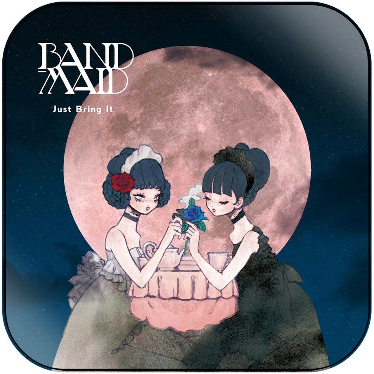 Band maid new beginning album cover sticker album cover sticker
