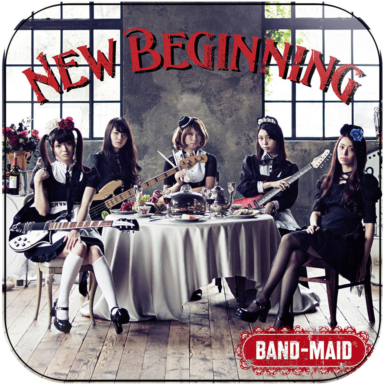 Band maid figli della stessa rabbia album cover sticker album cover sticker