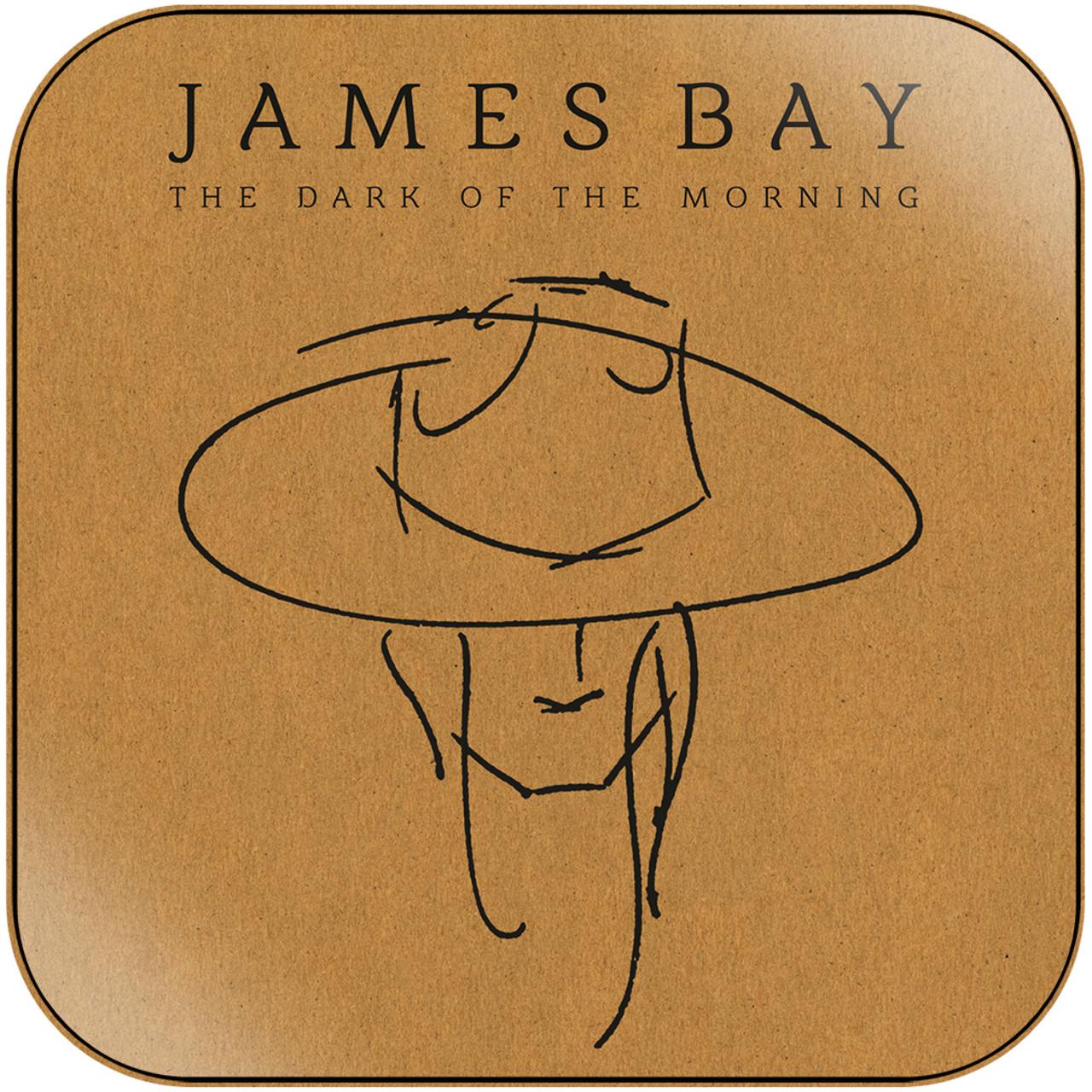 James Bay - Promise And Terror Album Cover Sticker Album Cover Sticker