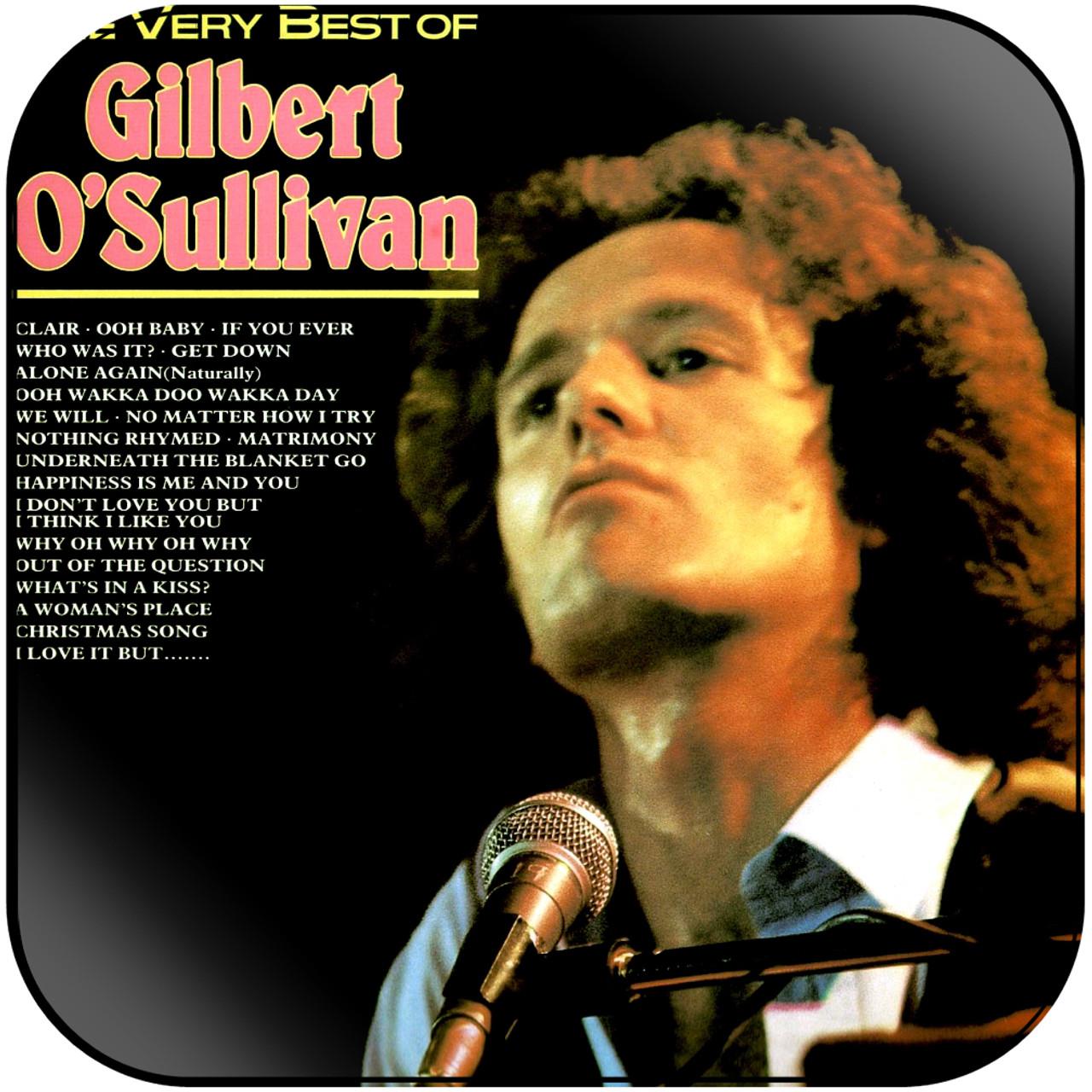 The Best of Gilbert OSullivan