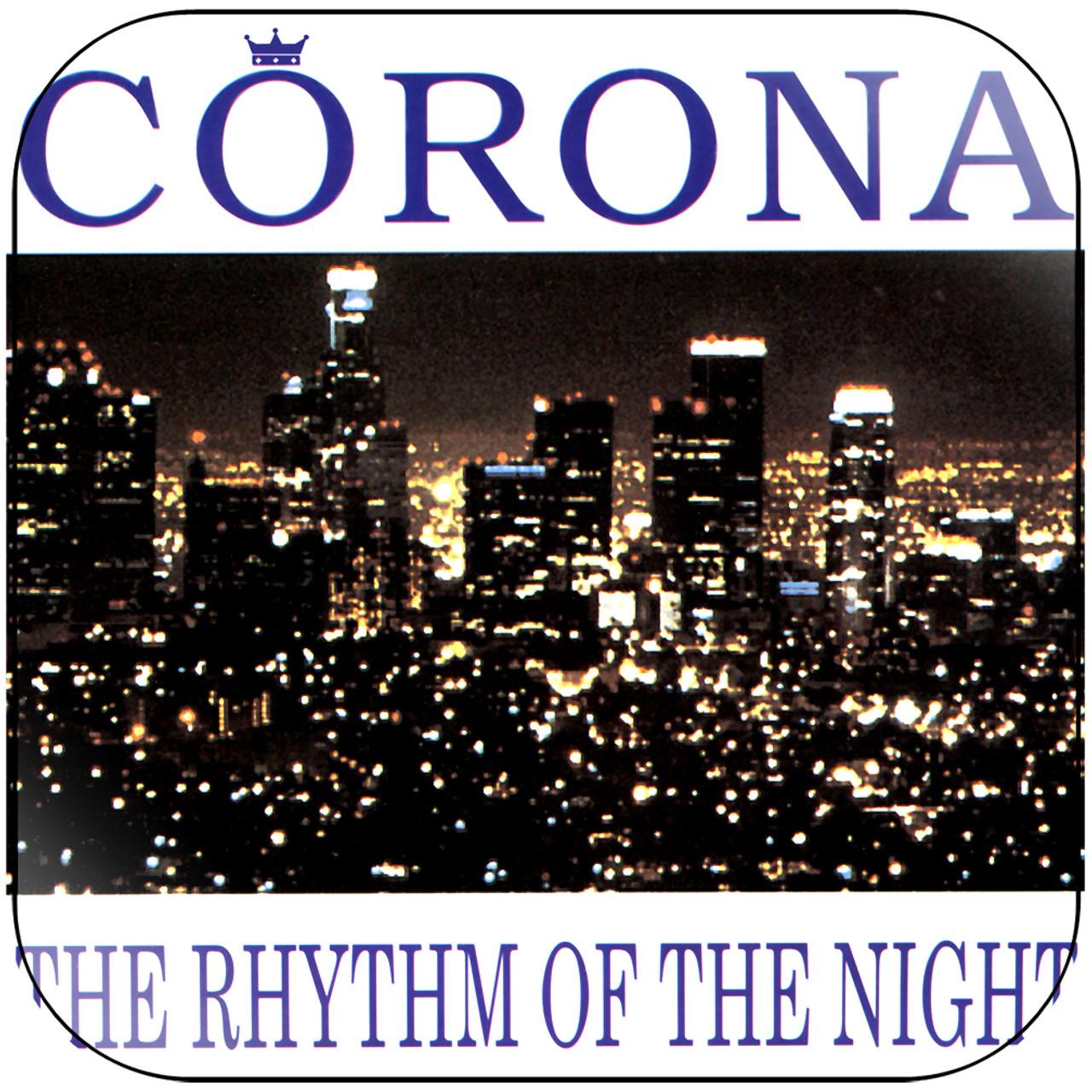 Corona - The Rhythm Of The Night-2 Album Cover Sticker Album Cover Sticker
