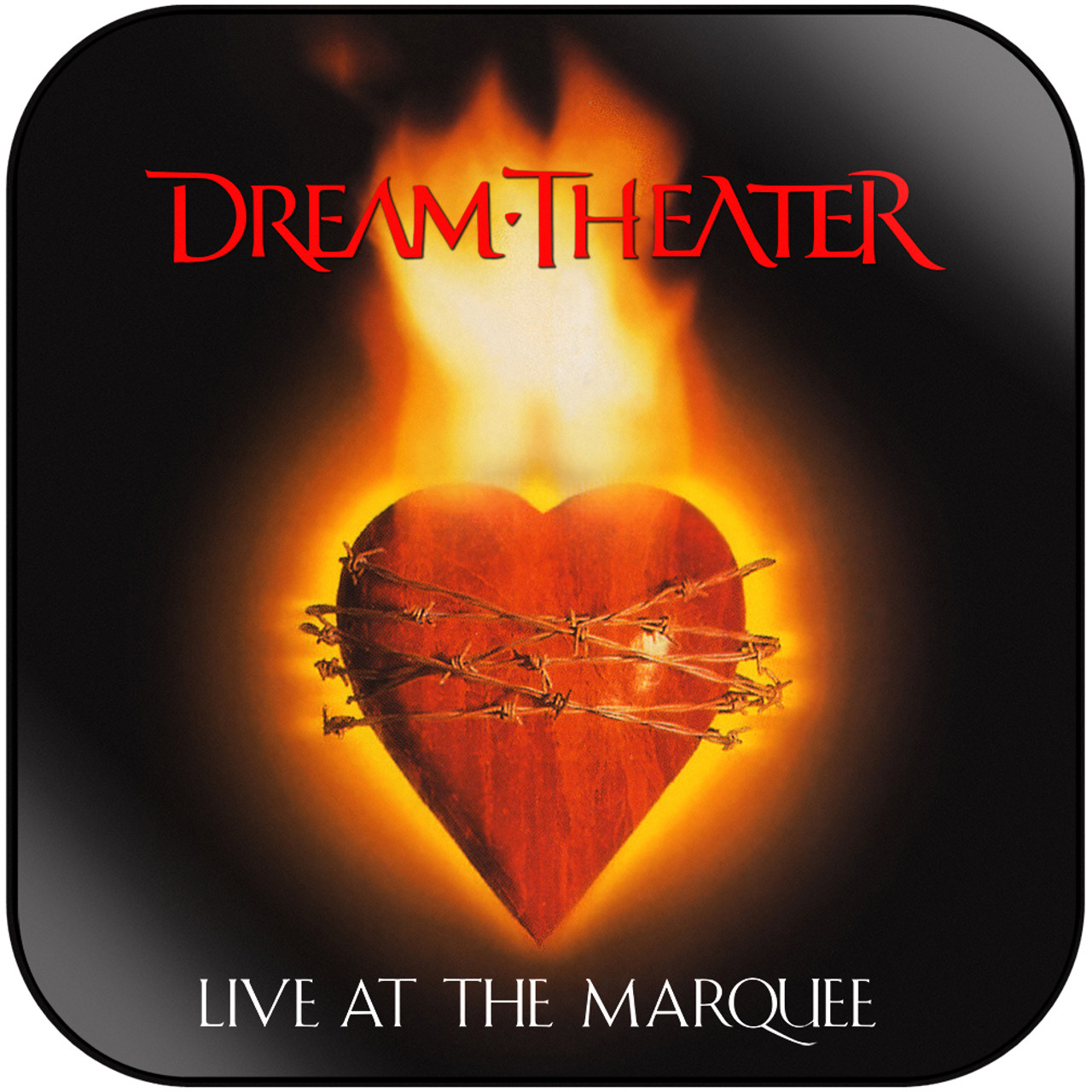 794be7445fb Dream Theater - Live At The Marquee Album Cover Sticker