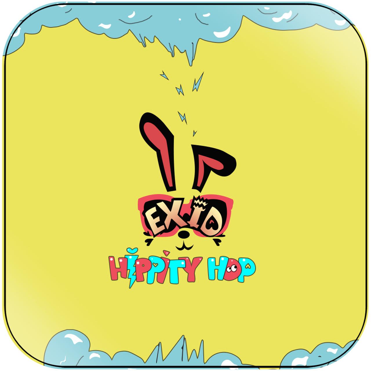 Hippity Hop >> Exid Hippity Hop Album Cover Sticker