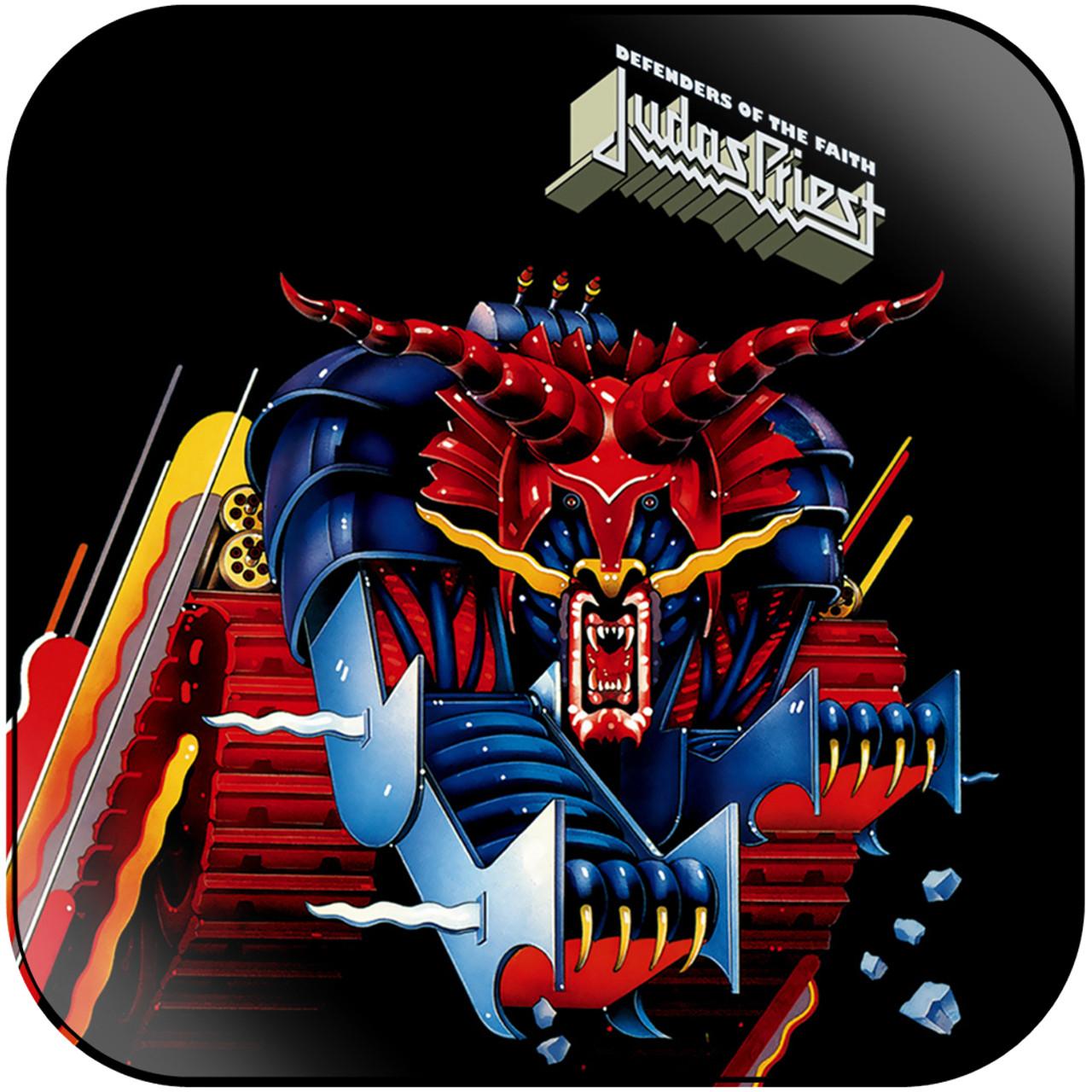 Judas Priest Screaming for Vengeance 3 x 3 Album Cover Sticker
