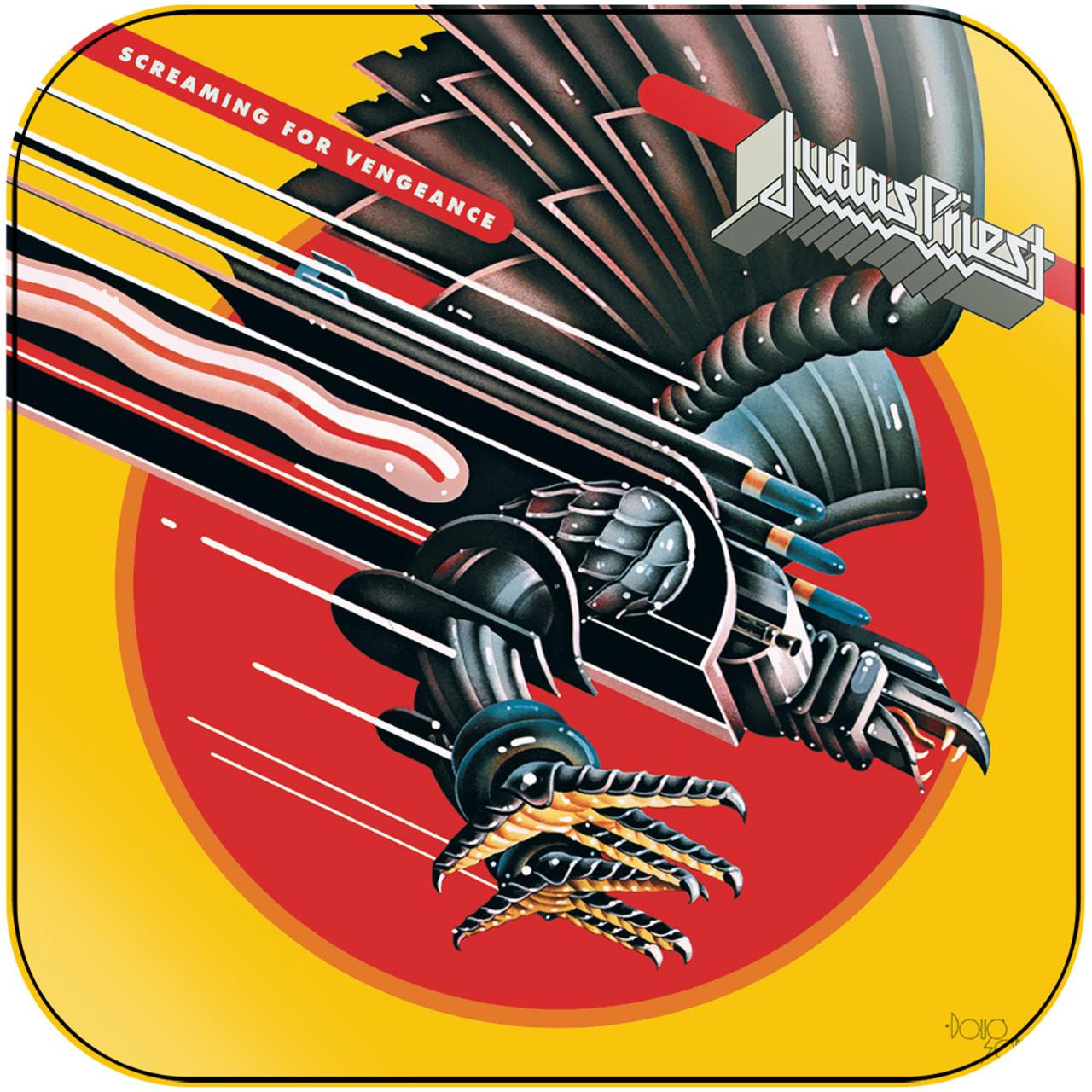 Judas Priest Screaming For Vengeance-2 Album Cover Sticker