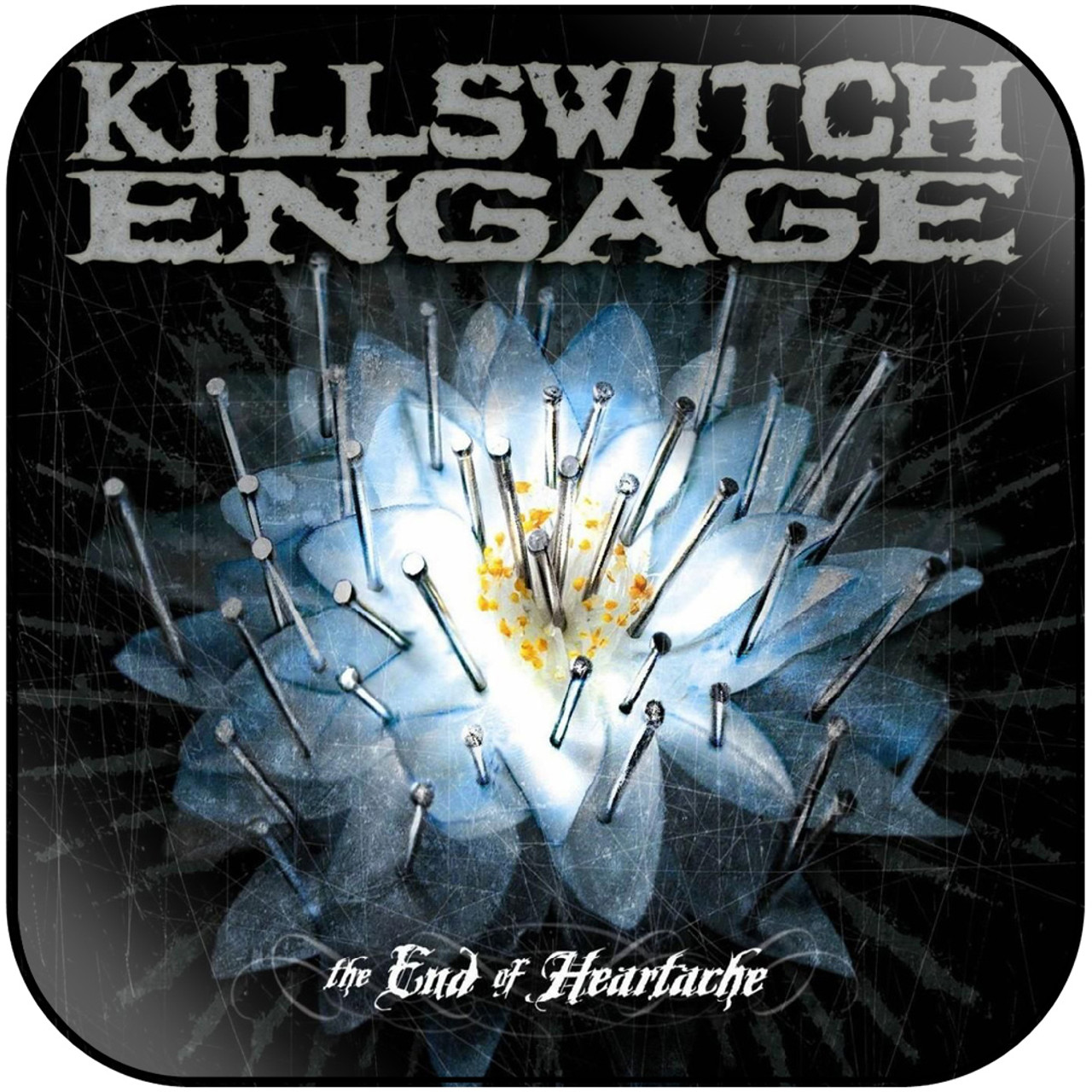 Killswitch Engage - The End Of Heartache Album Cover Sticker