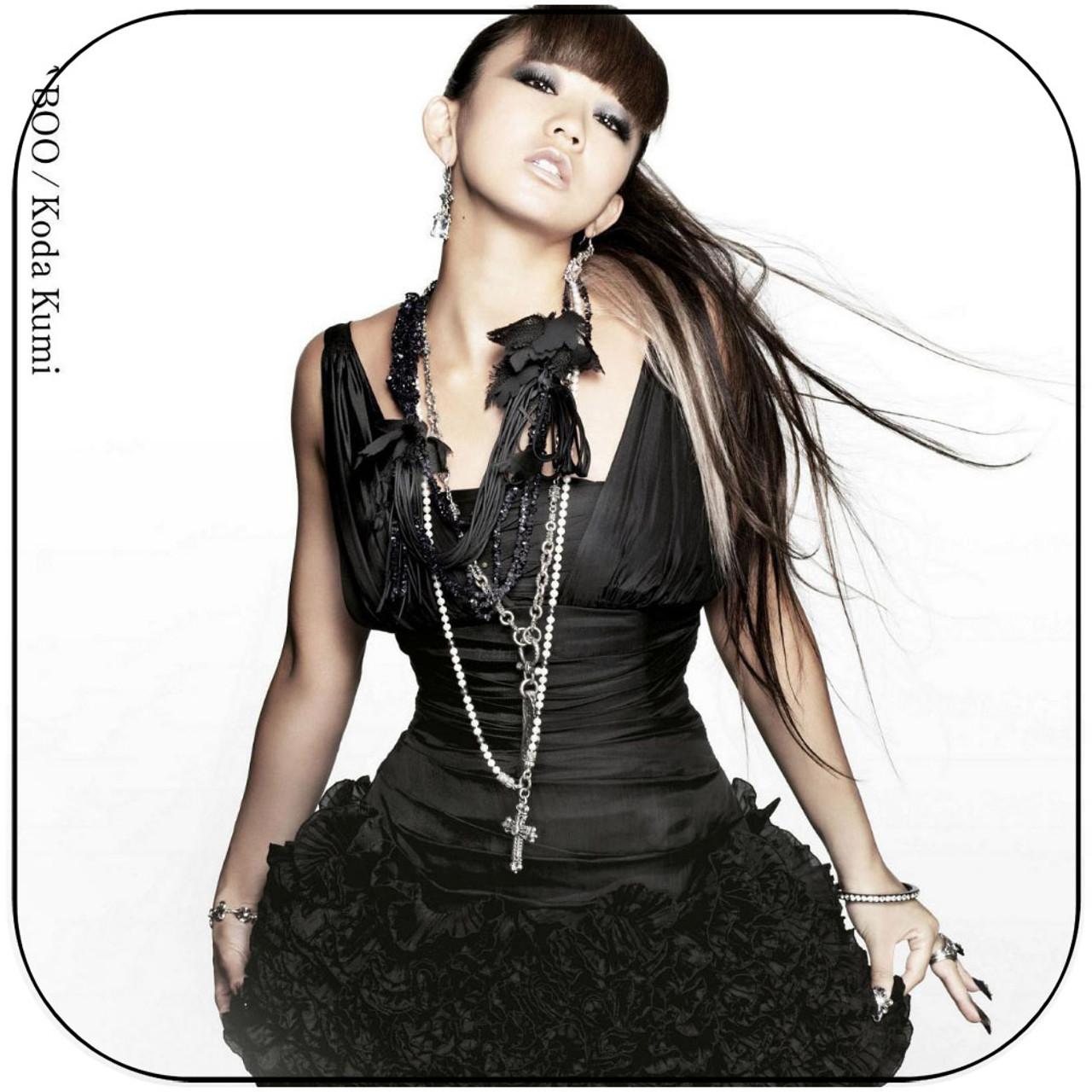 Kumi Koda Taboo 2 Album Cover Sticker Дороти ле мэй, хони уайлдер, кевин джеймс и др. kumi koda taboo 2 album cover sticker