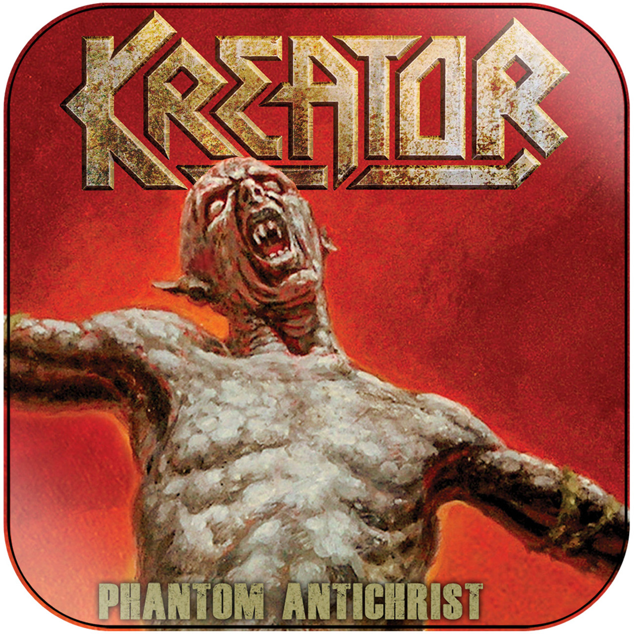 Kreator - Phantom Antichrist-2 Album Cover Sticker