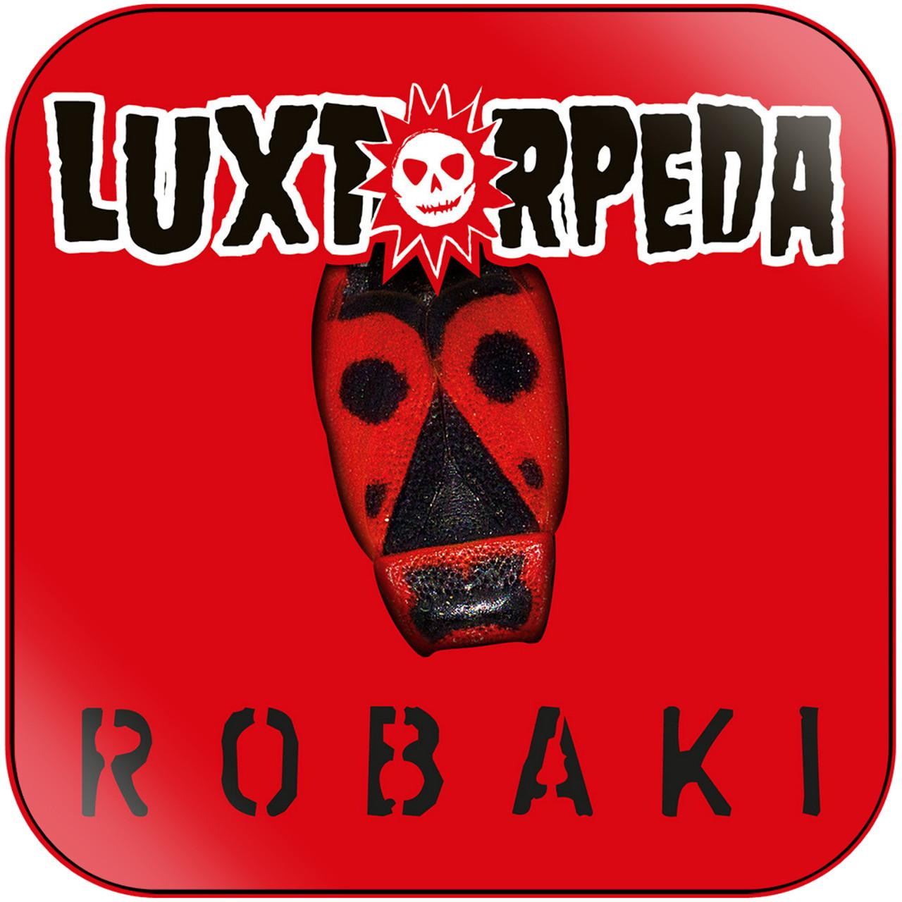 Luxtorpeda Robaki 2 Album Cover Sticker