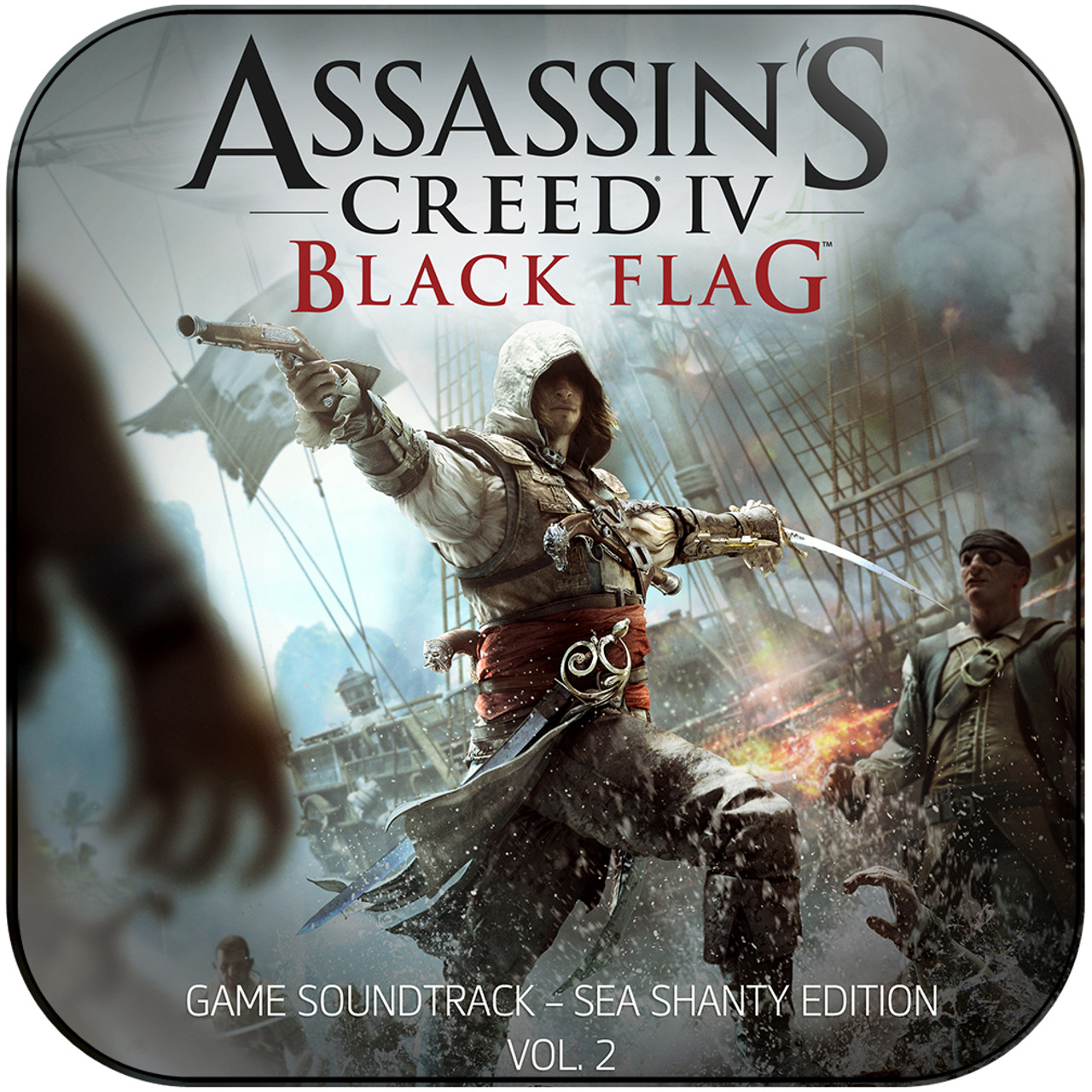 Various Artists Assassins Creed Iv Black Flag Sea Shanty Edition