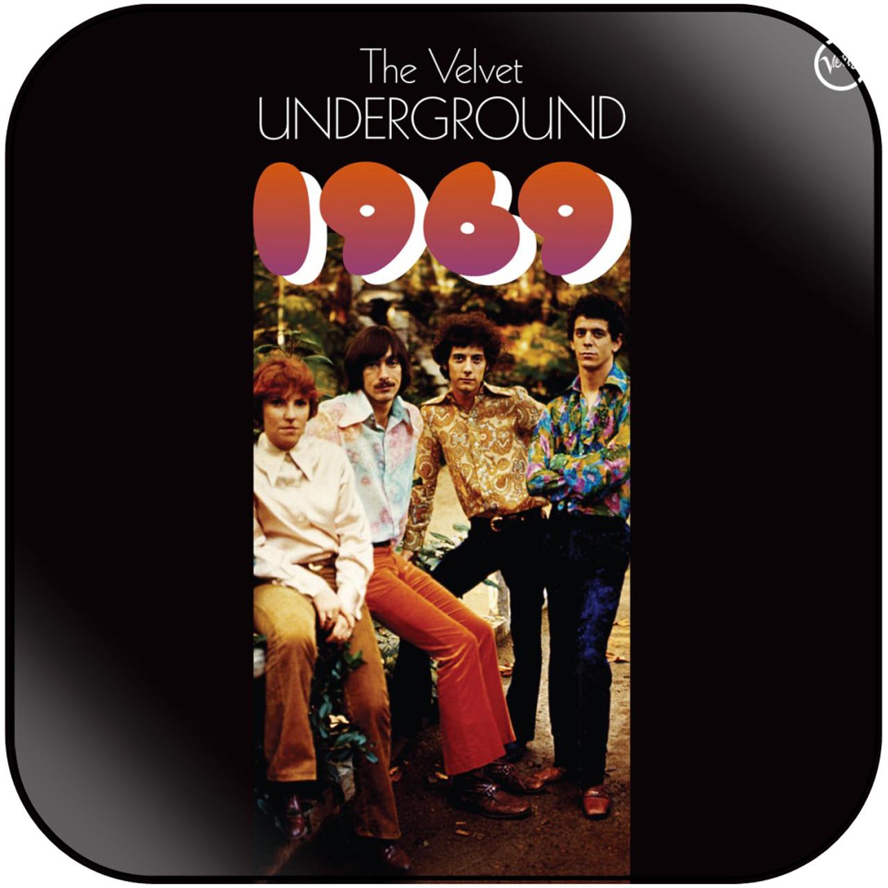 The Velvet Underground - 1969 Velvet Underground Live With Lou Reed-1 Album  Cover Sticker