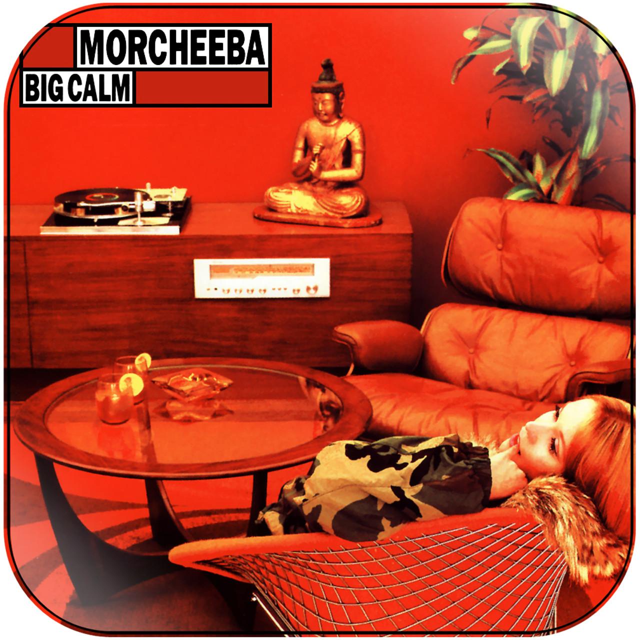 Morcheeba Big Calm Album Cover Sticker
