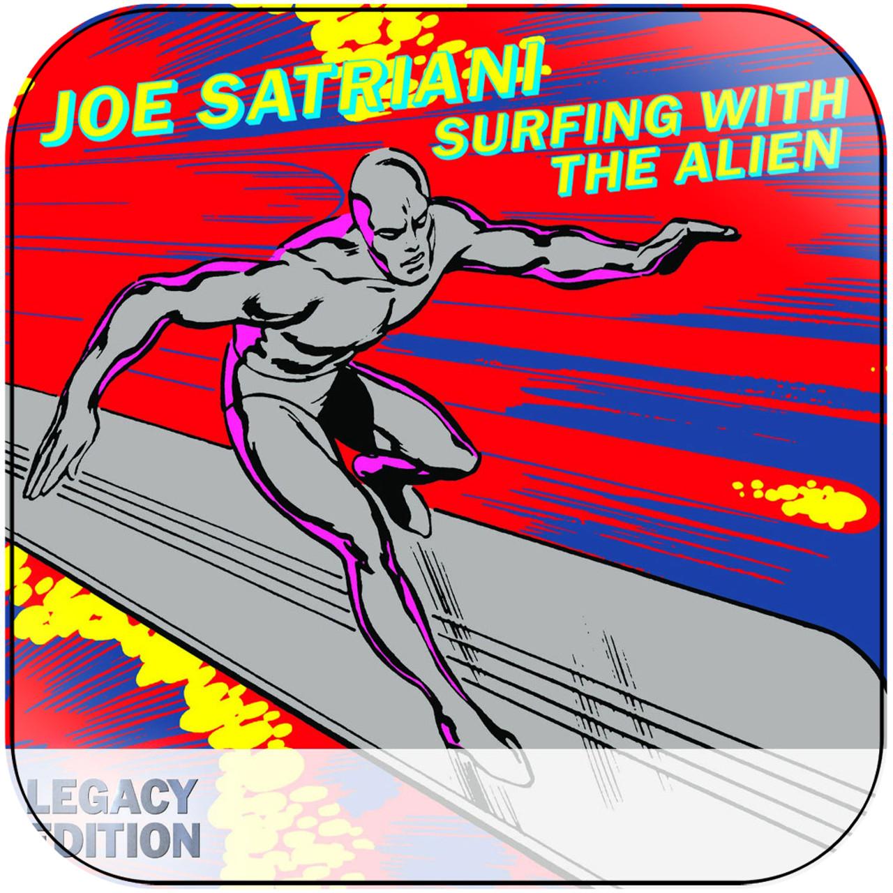 Joe Satriani Surfing With the Alien