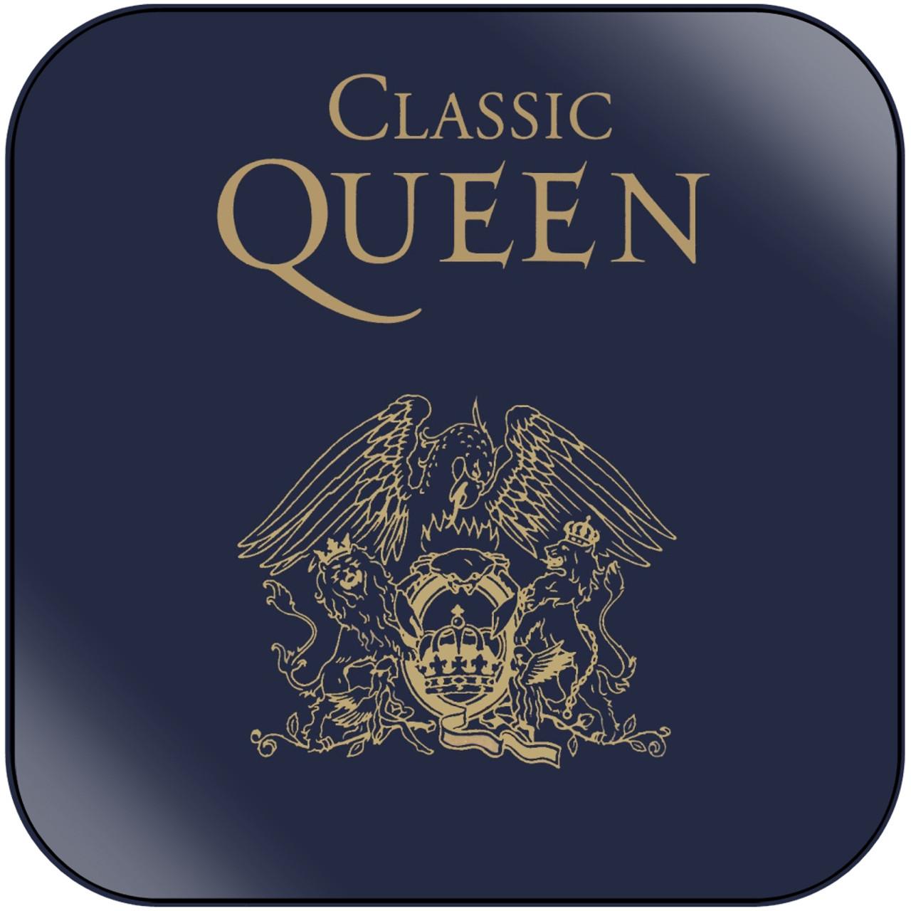 Queen - Classic Queen Album Cover Sticker Album Cover Sticker