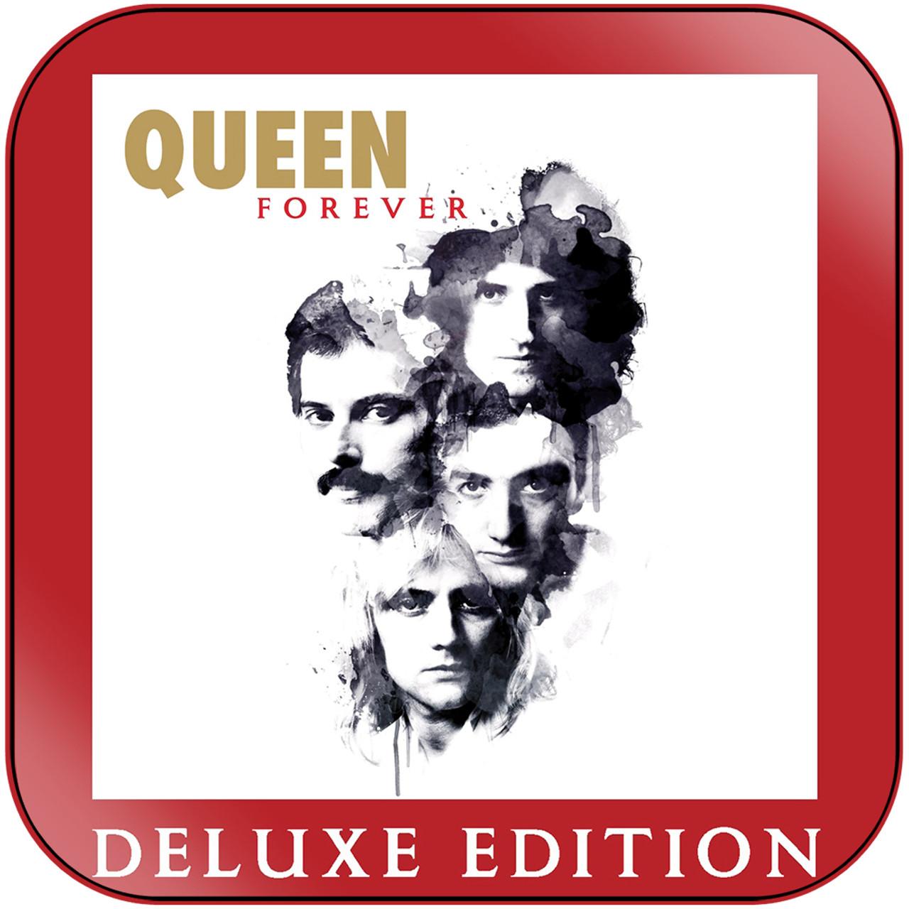 Queen - Queen Forever 1 Album Cover Sticker Album Cover Sticker